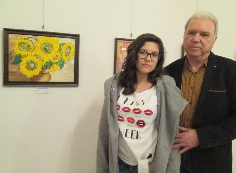 IИзложба на три поколения самоуки художници от фамилията Грозеви