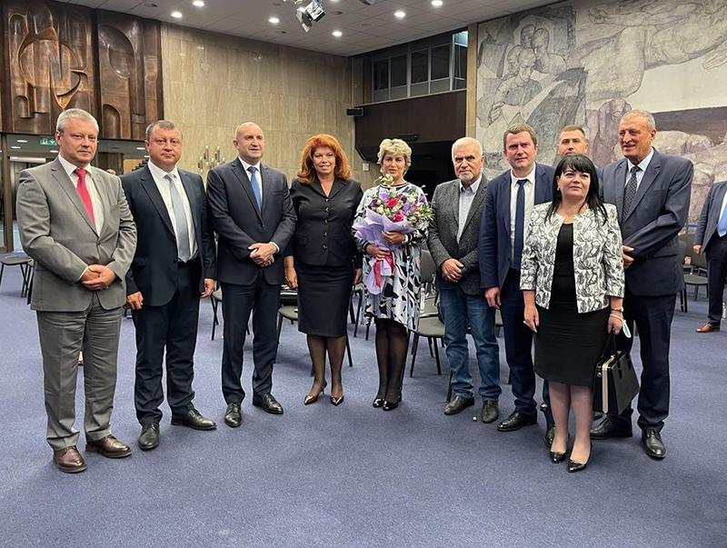 IИнж. Емануил Манолов влезе в инициативния комитет за издигане на Румен Радев за втори мандат