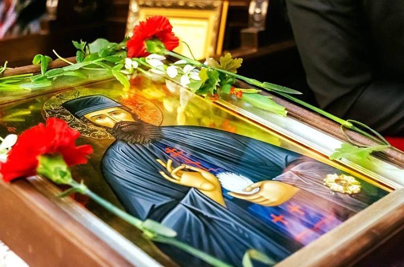 IИконата с мощите на св. Ефрем Нови идва в Павликени на 20 юни