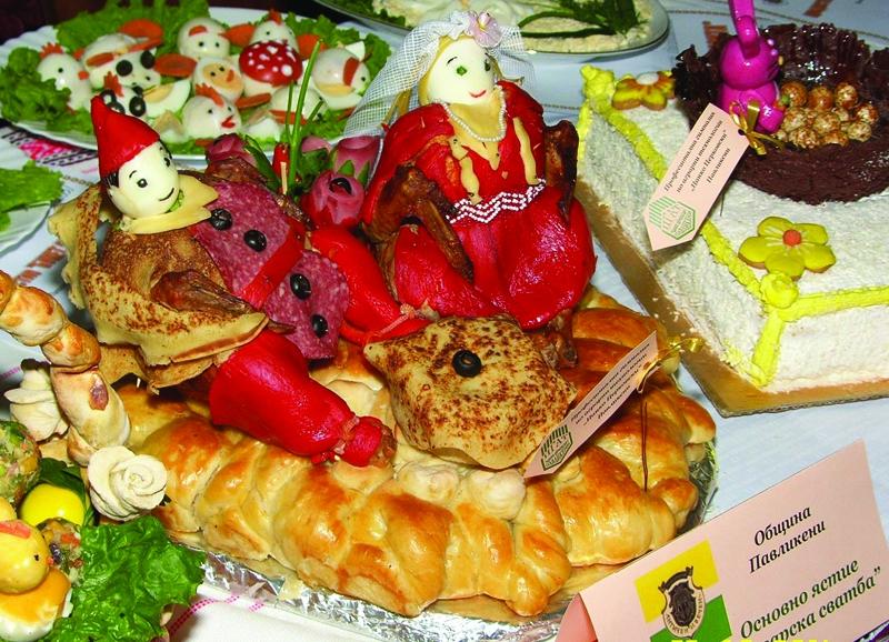 IПавликенци изненадаха с ястия от яйца на  Празника на еленския бут