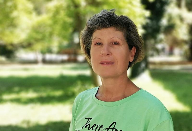 IПисателката Христина Панджаридис прекарва лятото в с. Вишовград