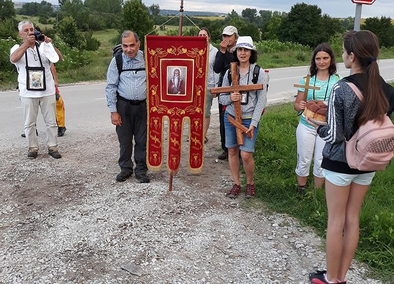 IСело Горна Липница посрещна за трети път поклонниците на Йоан Рилски